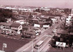 駅前通り(交差点「和光市駅」入口)付近