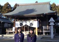 下新倉氷川八幡神社