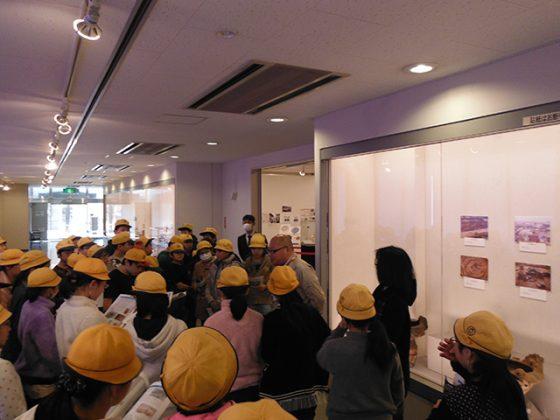 市制施行45周年記念特別展「出土遺物の交流と結」が終了しました