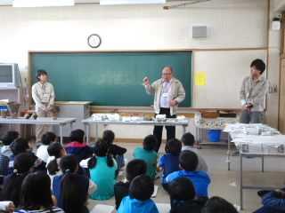 【文化財・遺跡について】白子小学校でおとどけ講座を開催しました。