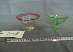 掻き氷用ガラス食器