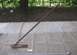 クロツケグワ・畔付鍬